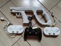 Wii: Classic Controller, Classic Pro Controller, Pusca Wii