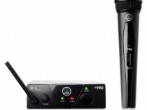 Microfon wireless pentru voce AKG WMS 40 Mini Vocal