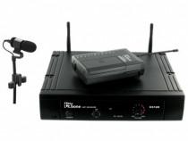 Sistem wireless pentru instrumente de suflat, acordeoane,etc