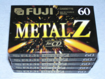 Casete Fuji Metal Z