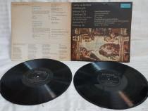 Colectie muzica - 3 discuri de vinil -Ludwig van Beethoven