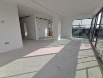 Penthouse deosebit 4 camere 235 mp terase imense Gara