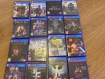 Jocuri pentru PS4