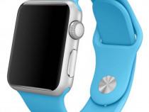 Apple Watch Seria 1/2/3/4/5/6/SE 38/40/42/44MM Curea Silicon