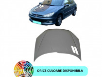 Capota Peugeot 206 VOPSITA Negru Argintiu Albastru Rosu Verd
