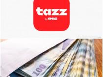 Tazz Livrator platforma tazz Buc,CT,CJ,TM,IS,BV