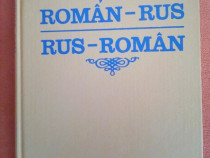Dictionare Rus-Roman, Roman-Rus, Francez-Roman, Roman-France