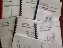 Cursuri ALGOR Multiphysics - Analiza cu Element Finit