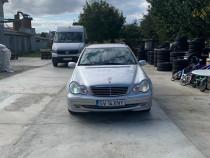 Mercedes c clas 2,2 din 2003