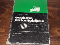 Evoluția automobilului