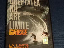 Film Dvd Point Break/La Limita Extremă, original