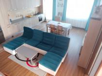 Apartament 3 cam 77mp balcon, loc parcare, Green Residence
