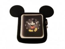 Husa protectie Apple Watch 42mm, Seria 1, 2, carcasa silicon