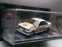 Macheta Opel Ascona 400 Raliul Monte Carlo 1981 -Altaya 1/43