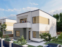 Vila individuala cu un design aparte! Popas Pacurari