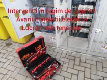 Electrician Autorizat A.N.R.E. Timisoara Timis