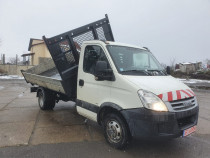 Iveco daily 35C15 - BASCULABIL 3 parti, an 2008