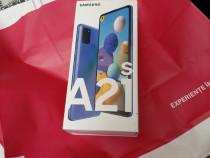 Samsung Galaxy A21S NOU, NEFOLOSIT, CU FACTURA SI GARANTIE