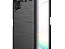 Husa telefon Silicon Huawei P40 Lite Black Carbon PRODUS NOU