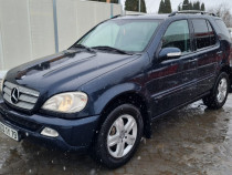 Mercedes-Benz ML 270 CDI Special Edition