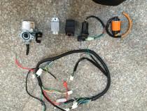 Instalatie electrica completa atv 125cc cu 3+1 viteze