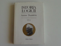 Istoria Logicii , Anton Dumitriu vol.4 1998