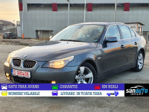 BMW 525d / 2007 / 2.5d / Rate fara avans / Garantie