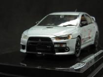 Macheta Mitsubishi Lancer EVO X Ralliart Vitesse 1:43