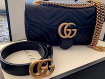 Set Gucci import Italia ,model Marmont