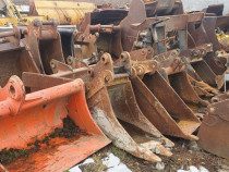 Cupe excavatoare , buldoexcavatoare , miniexcavatoare etc