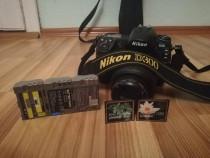 Kit foto: Nikon D300 + Nikon 18-55mm + Trepied