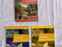 Lot de 3 carti pathway to english
