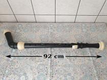 Fluier Flaut Blockflote Bass Thomann TRB-31B