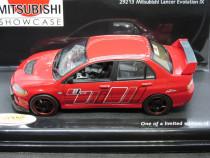 Macheta Mitsubishi Lancer EVO IX Ralliart Vitesse 1:43