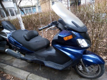 Maxiscuter Suzuki Burgman 650