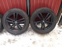 Jante R19 5X108 VOLVO Xc60 Xc90 Et 45 Rc Desing Black Matt
