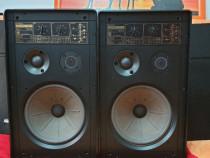 Saba Super HiFi Box 1240 Boxe Vitange 80-120W 4 ohm