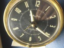 B980-Ceas Baby Ben Westclox Scotia alarm nefunctional metal.