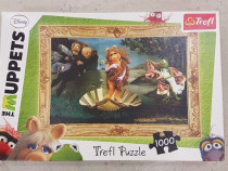 Puzzle The Muppets 1000 piese, Disney