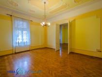 Apartament 2 camere zona centrala situat la parter inalt
