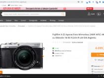 Mirrorless Fujifilm X-E3 + 18-55 F/2.8-4 R LM OIS