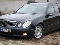 Mercedes E220 Elegance - an 2003, 2.2 Cdi (Diesel)