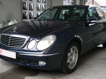 Mercedes E220 - an 2002, 2.2 Cdi (Diesel)