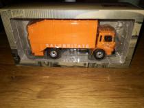 Machetă camion roman diesel Salubritate