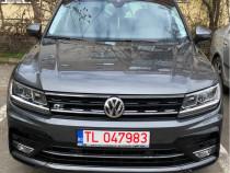 VW Tiguan înmatriculat RO