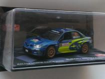 Macheta Subaru Impreza WRC MK2 FL2 Rally 2008 - Altaya 1/43