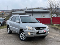 Kia Sportage*4x4*piele*ATENTIE 159228 km*clima*4 WD*af.2006