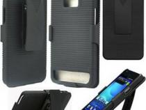 Husa Samsung Galaxy S2 I9100 3x1 + Cablu de date Cadou