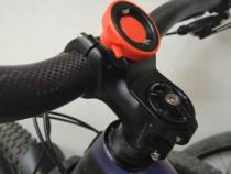 Suport aluminiu telefon pipa ghidon bicicleta mtb cursiera