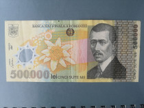 Bancnotă 500 000 anul 2000 Ghizari